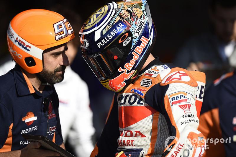 MotoGP Jepang - Marc Márquez