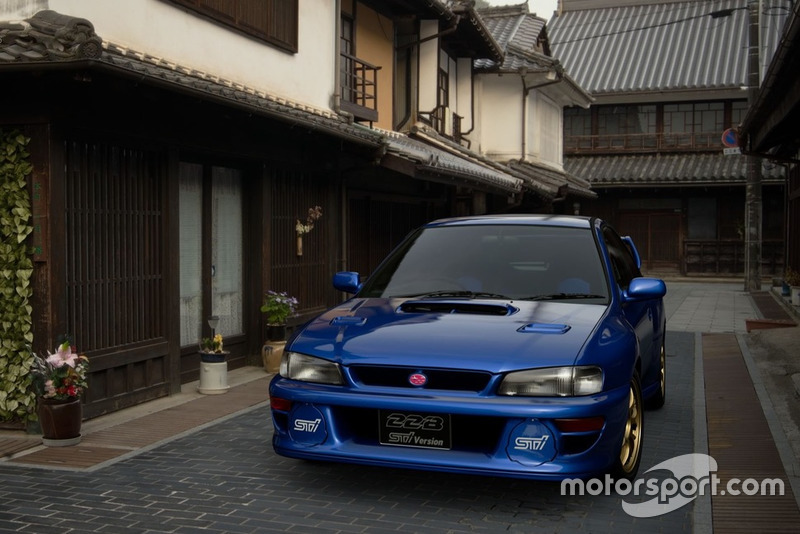 Update GT Sport November 2018: Subaru Impreza 22B-STi Version '98
