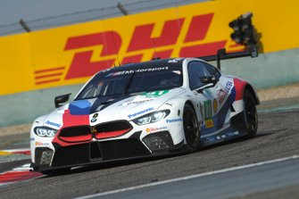 #81 BMW Team MTEK BMW M8 GTE: Мартин Томчик, Нікі Кацбург