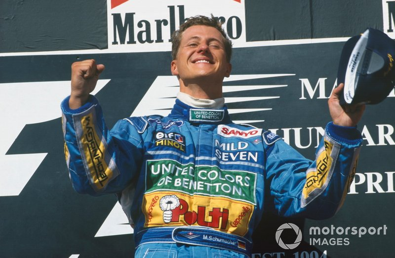 1994 Hungarian Grand Prix