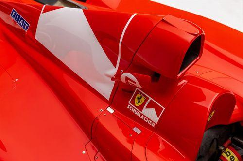 The Juan Gonzalez F1 Collection
