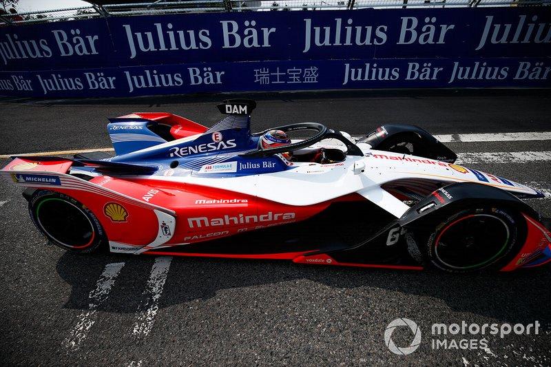 Жером Д`Амброзио, Mahindra Racing, M5 Electro