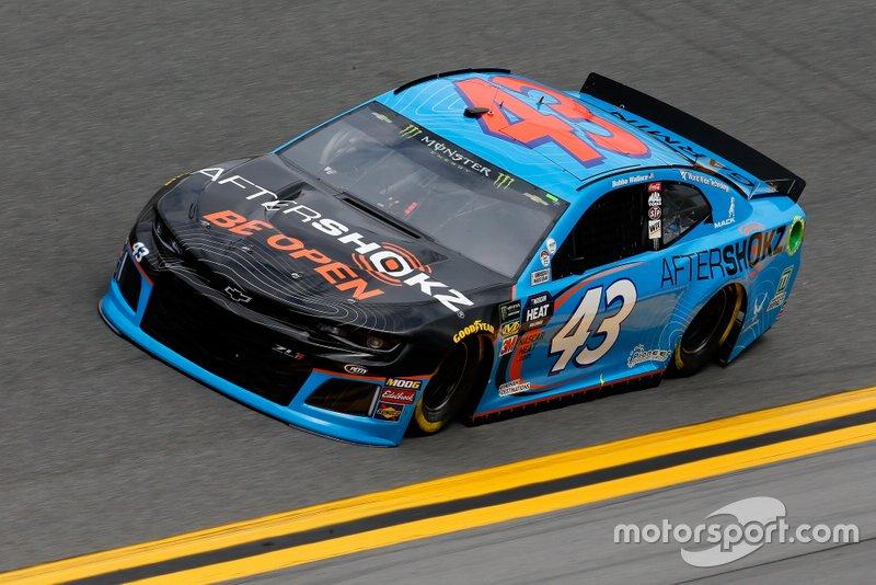 Darrell Wallace Jr., Richard Petty Motorsports Chevrolet
