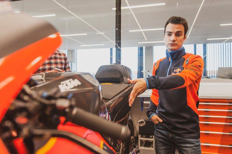 Dani Pedrosa, Red Bull KTM Factory Racing Test Rider