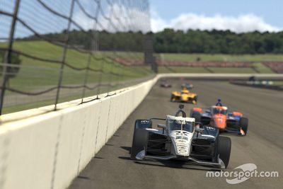 Indycar iRacing Challenge: Motegi
