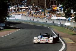 Christophe Bouchut, Geoff Brabham, Eric Helary, Peugeot 905C