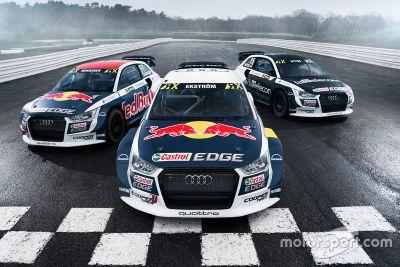 Présentation Audi Sport Team EKS
