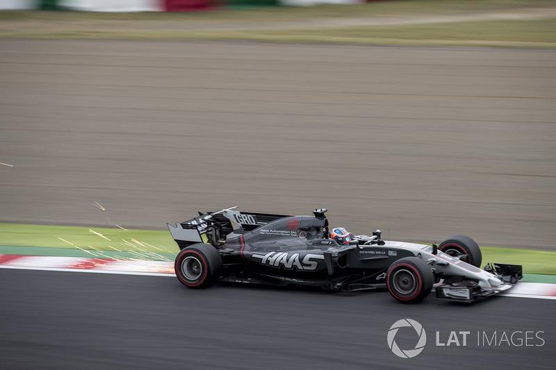 O máximo que Romain Grosjean conseguiu no México foi o décimo lugar de 2015.
