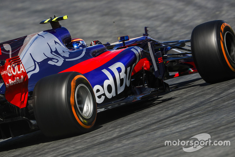 9 місце — Карлос Сайнс, Toro Rosso. Умовний бал — 11,819