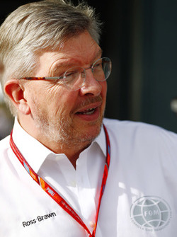 Ross Brawn, Direktor Motorsport, FOM