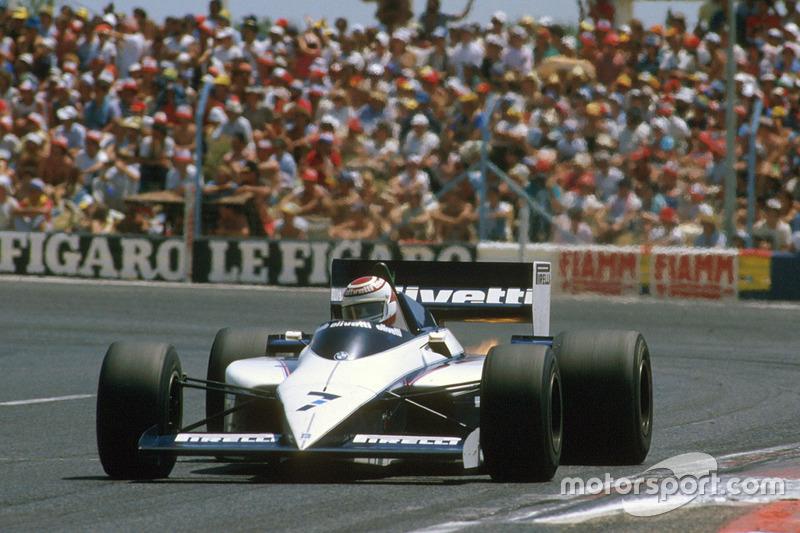 Гран При Франции 1985