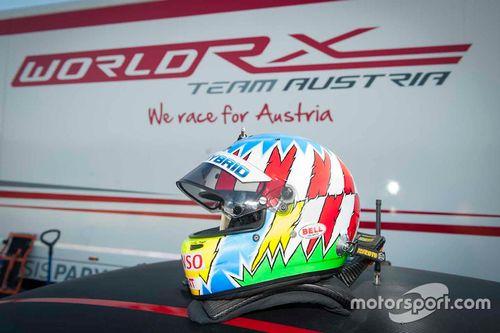 Alex Wurz World RX Team Prueba de Austria