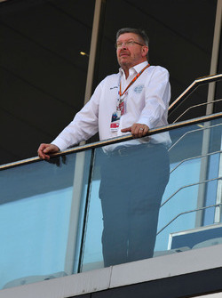 Ross Brawn, Formula One Managing Director of Motorsports