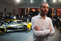 Cyril Abiteboul, Managing Director de Renault Sport F1