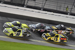 Grant Enfinger, ThorSport Racing Toyota and Cody Coughlin, ThorSport Racing Toyota