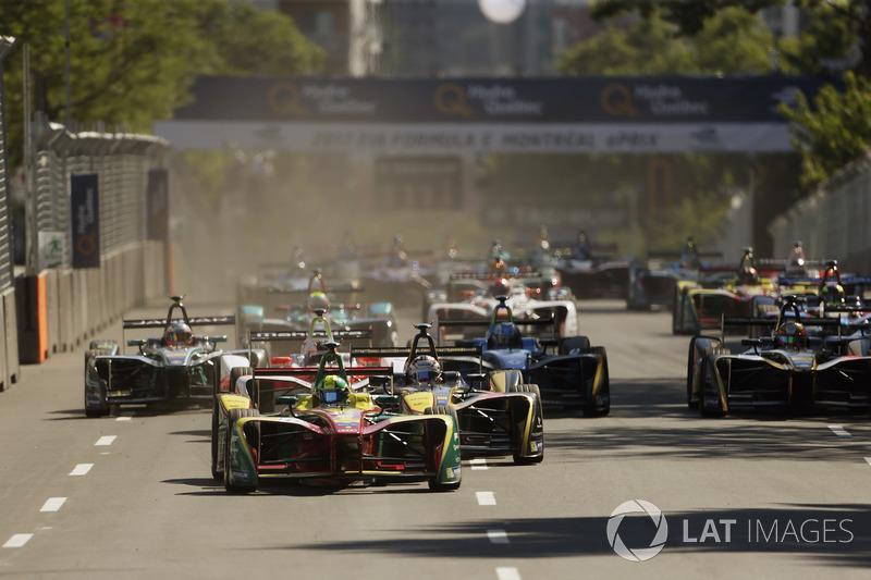 Lucas di Grassi, ABT Schaeffler Audi Sport,