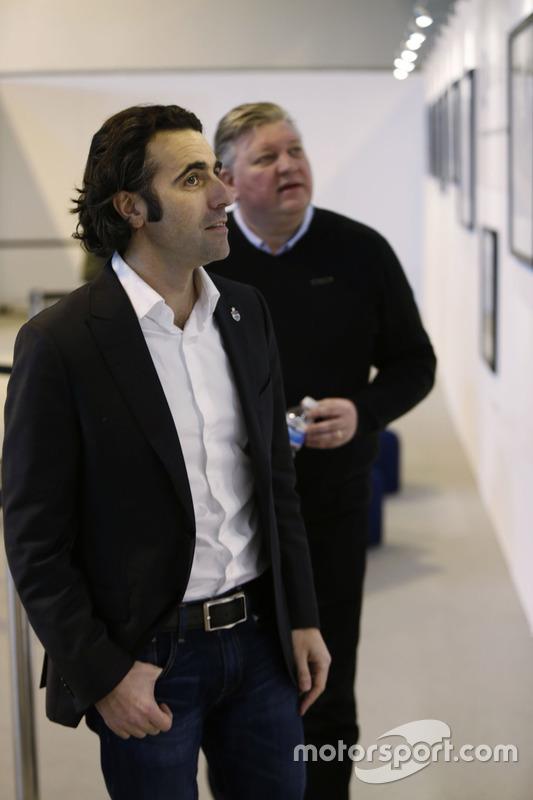 Dario Franchitti bei LAT Images
