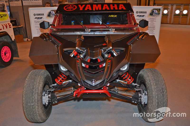 Vehículo de Yamaha