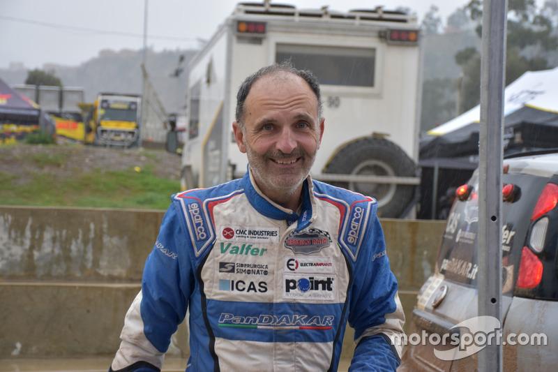 Antonio Cabini, Orobica Rally