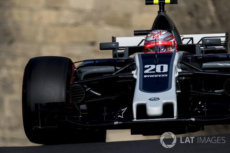 17 місце — Кевін Магнуссен, Haas — 12