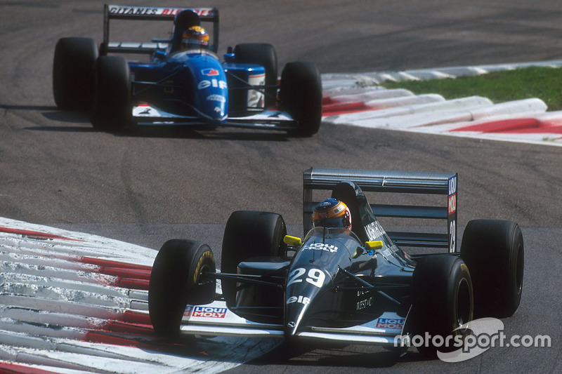Karl Wendlinger, Sauber C12