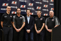 Austin Cindric, Austin Cindric, Brad Keselowski, Chase Briscoe, Brad Keselowski Racing