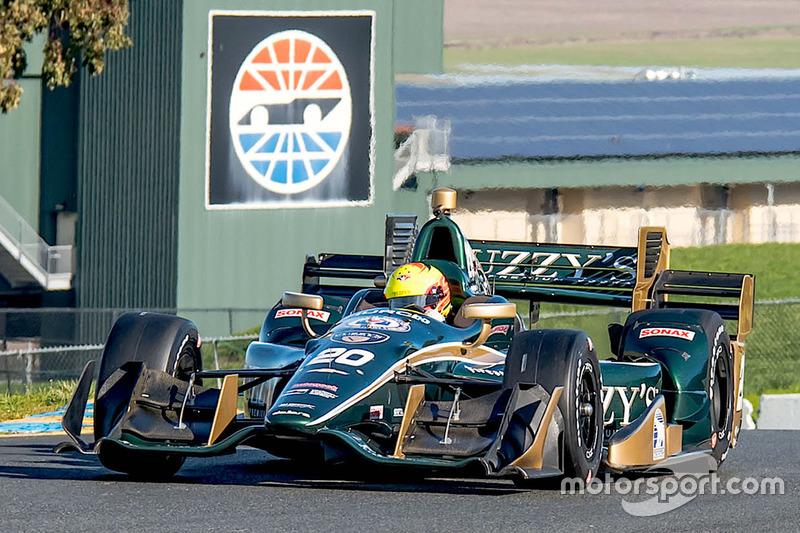 Спенсер Пигот, Ed Carpenter Racing Chevrolet (примет участие в 11 этапах из 17)