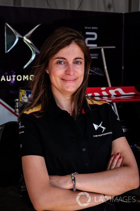 Claire Magnant, Virgin-Rennleiterin