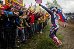 Fans Tim Gajser, Team HRC