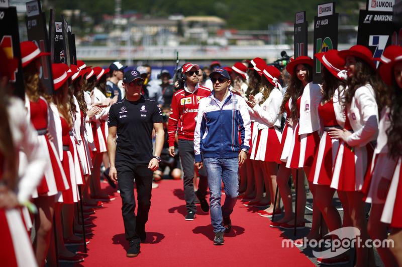Felipe Massa, Williams: 6º
