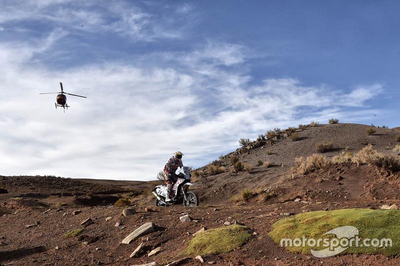 #27 Hero MotoSports Team Rally: Joaquim Rodrigues