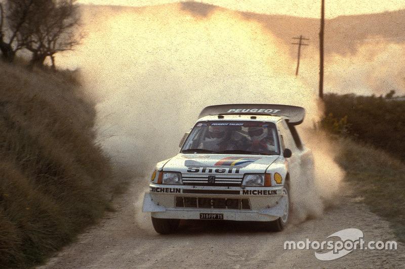 Juha Kankkunen, Juha Piironen, Peugeot 205 Turbo 16 Evo 2