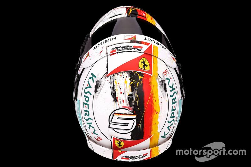 Sebastian Vettel, Bahrain