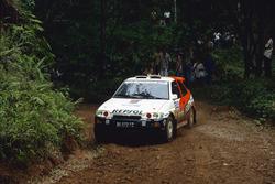 Carlos Sainz, Luis Moya, Ford Escort RS Cosworth