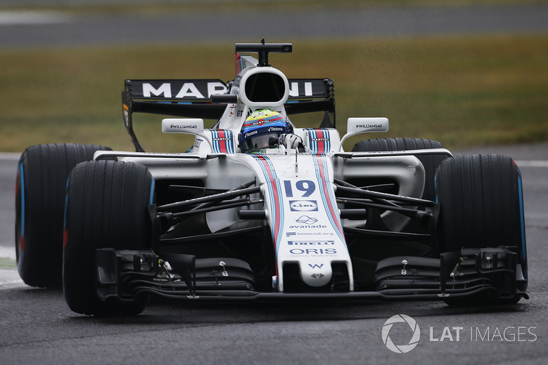 12 місце — Феліпе Масса, Williams — 43