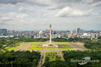 Annuncio gara di Jakarta