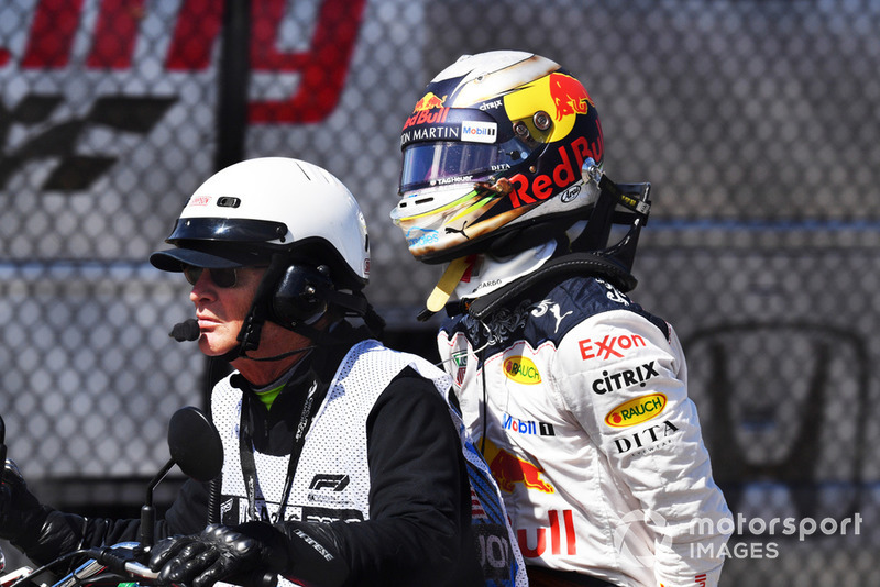États-Unis - Daniel Ricciardo