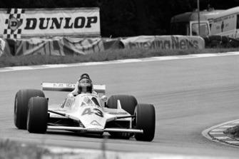 Desiré Wilson, Brands Hatch Racing Williams FW07