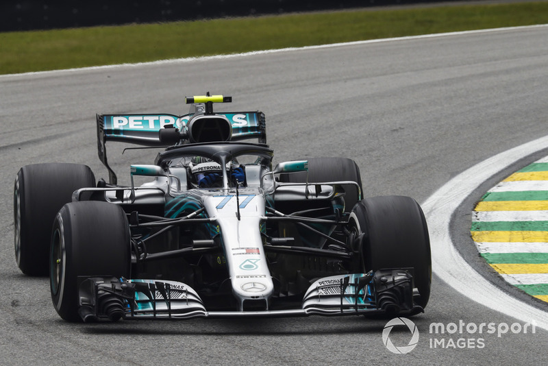 3. Valtteri Bottas, Mercedes AMG F1 W09 EQ Power+