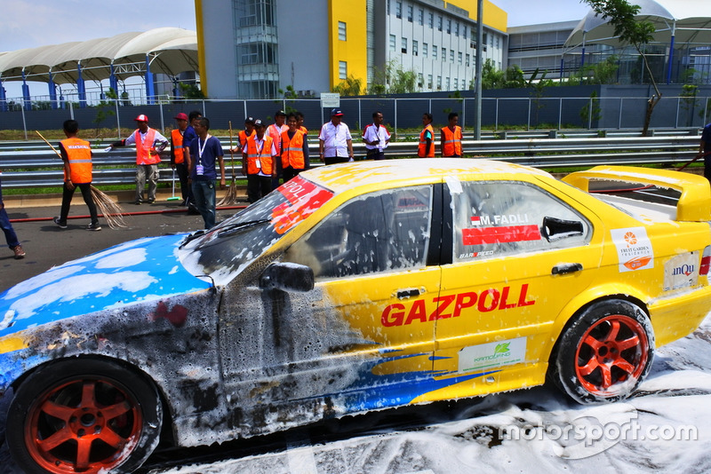 Balapan Bsd City Grand Prix Benny Santoso Podium Tertinggi Etcc 3000