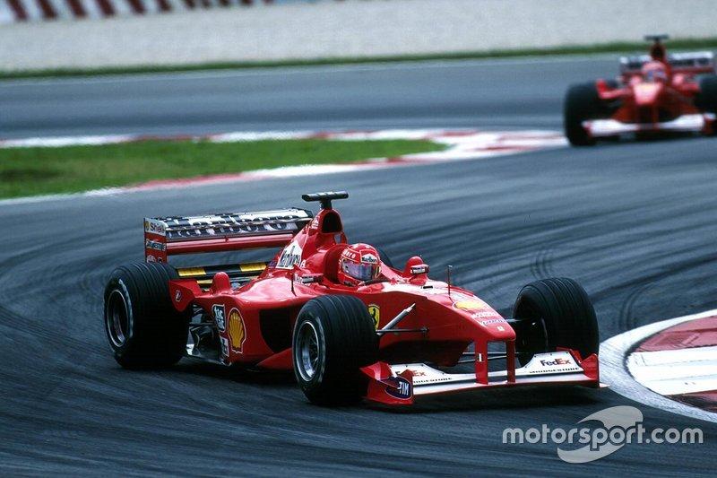 #32 GP de Malaisie 2000 (Ferrari F1-2000)