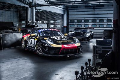 Annuncio Porsche Team