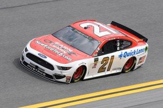 Paul Menard, Wood Brothers Racing, Ford Mustang Motorcraft / Quick Lane Tire & Auto Center