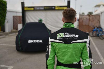 Baciuska ES Motorsport livery unveil