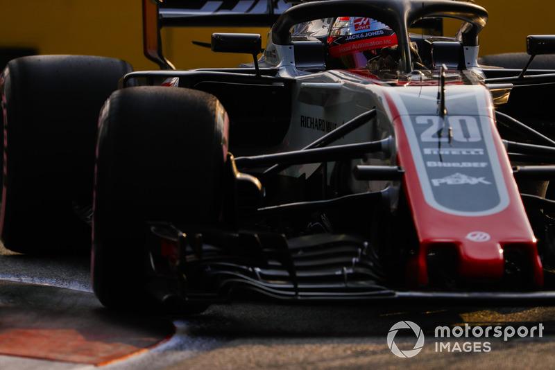 16. Kevin Magnussen, Haas F1 Team VF-18