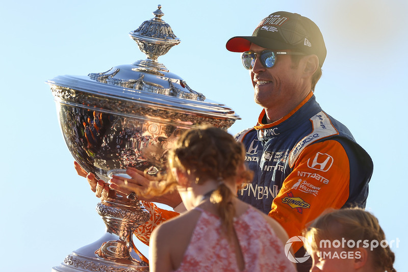 IndyCar: Scott Dixon