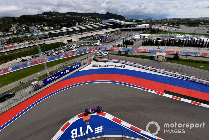 20. Brendon Hartley, Scuderia Toro Rosso STR13*