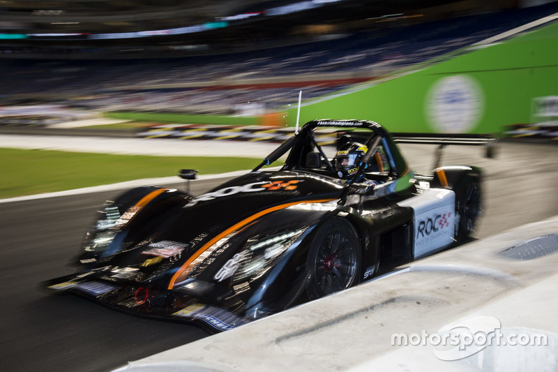 Scott Speed, im Radical SR3 RSX