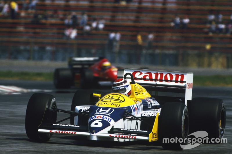 #23: Williams FW11 (1986)