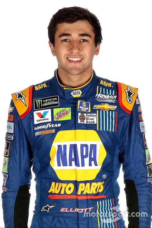 Chase Elliott, Hendrick Motorsports